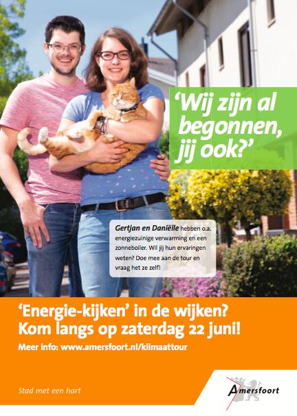 Klimaattour poster