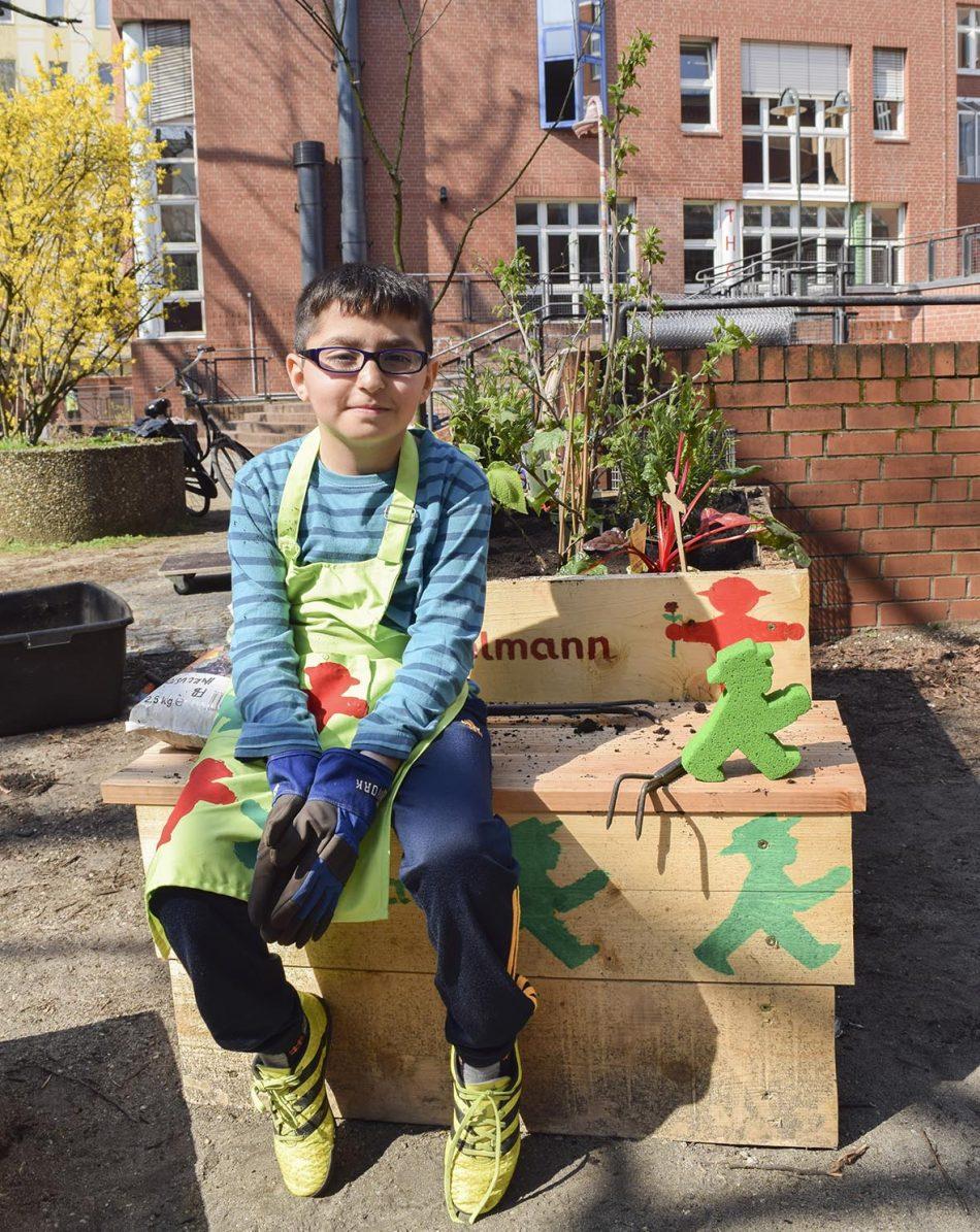 urban gardening berlin paint